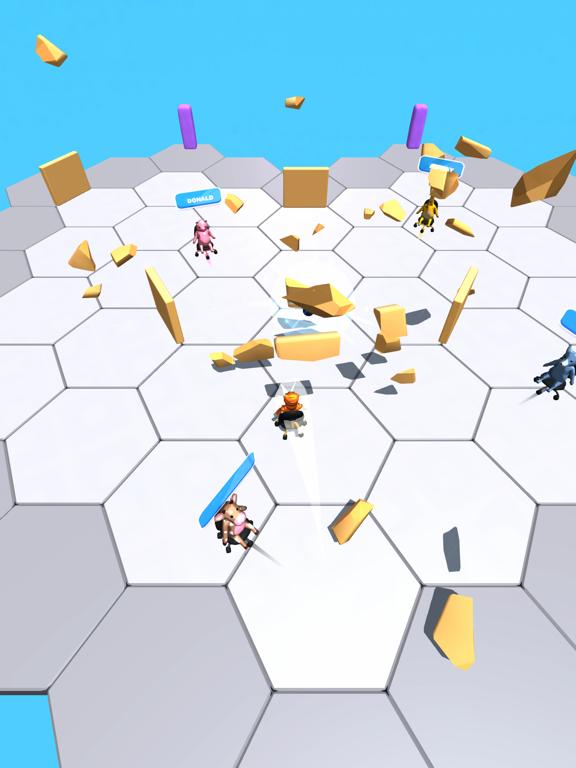 Chair Riots.io screenshot 6