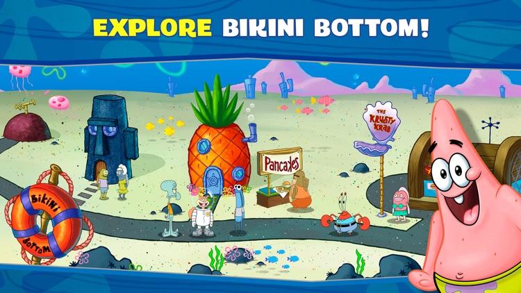 SpongeBob: Krusty Cook-Off screenshot-3
