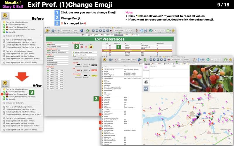 MesaExif screenshot 9