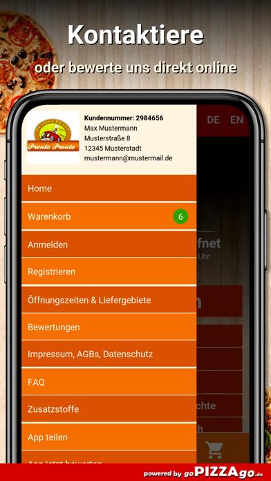 Pronto Pronto Karlsruhe screenshot 4