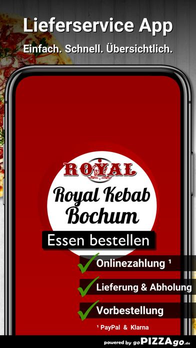 Royal Kebab Bochum screenshot 1