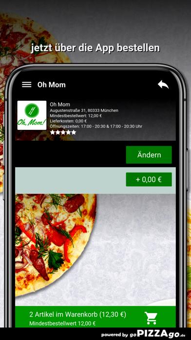 Oh Mom München screenshot 5