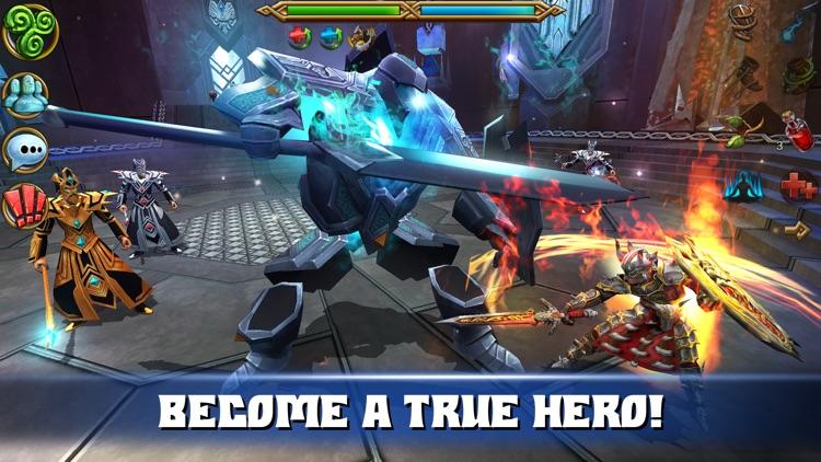 Celtic Heroes 3D MMO screenshot-5
