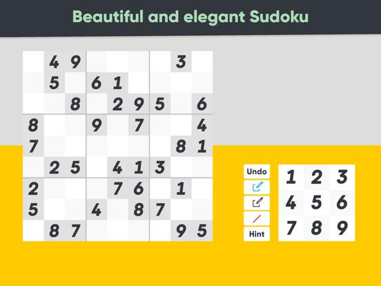 Good Sudoku by Zach Gage screenshot 8