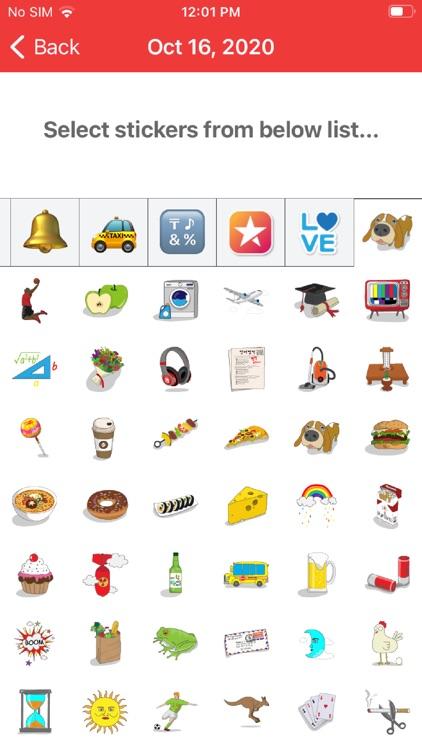 WidgetCal-Calendar Widget screenshot-7