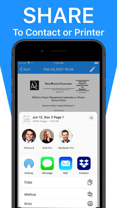messages.download Scanner PDF - Document Scanner software