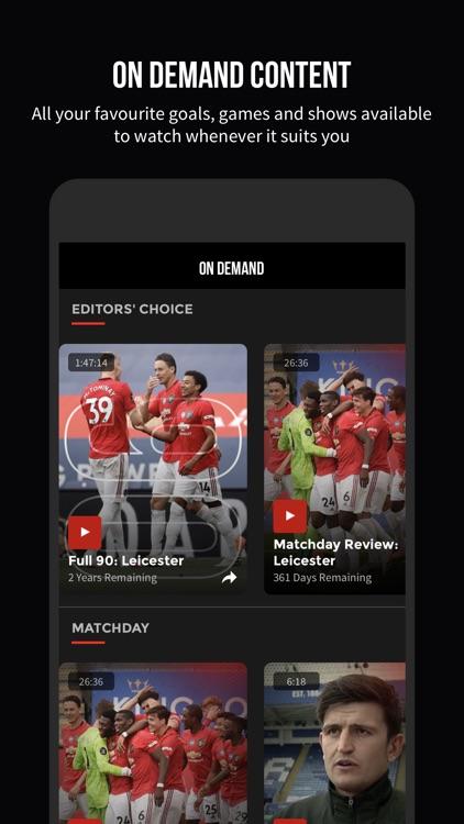 MUTV - Manchester United TV