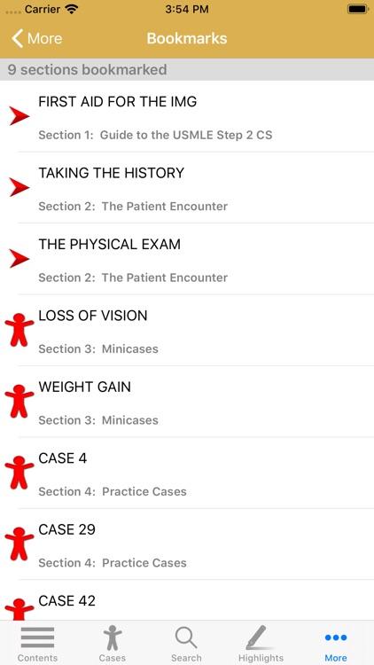 First Aid USMLE Step 2 CS, 6/E screenshot-9