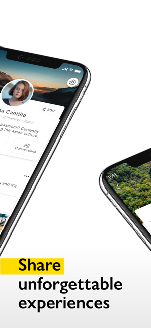 TWISPER: Get recommendations Screenshot