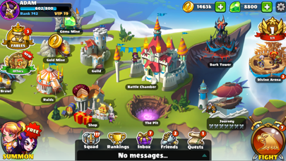 Mighty Party: Battle Heroes free Resources hack