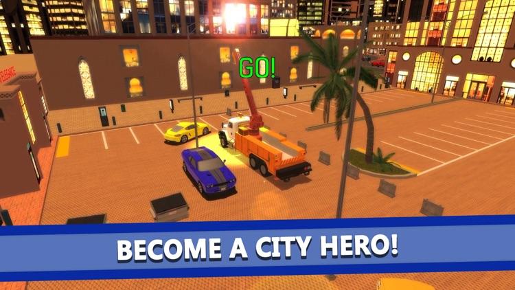 Emergency Driver: City Hero screenshot-0