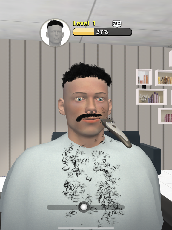 Real Haircut 3D! screenshot 9