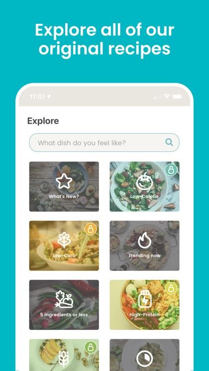 Nooddle - Easy healthy recipes screenshot-6