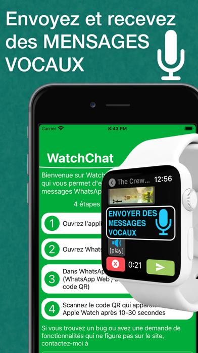 WatchChat 2: for WhatsApp