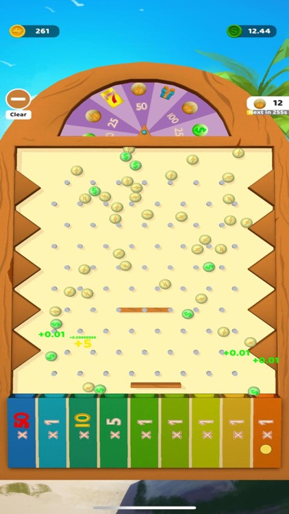 Crazy Golden Balls screenshot-3
