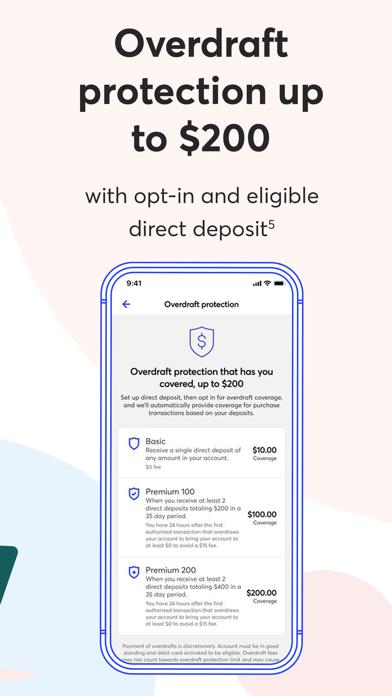 GO2bank: Mobile bankingScreenshot of 8