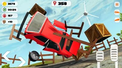 Car Crash Crazy Beam Drive 3Dのおすすめ画像1