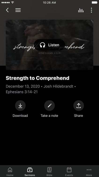 HighView Church App