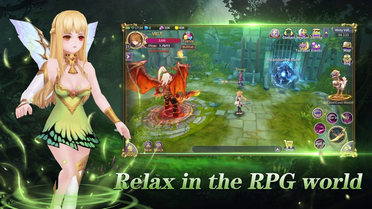 Sword and Magic: Adventure RPG screenshot-4