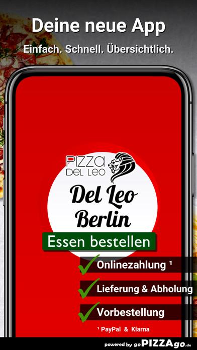 Pizza Del Leo Berlin screenshot 1
