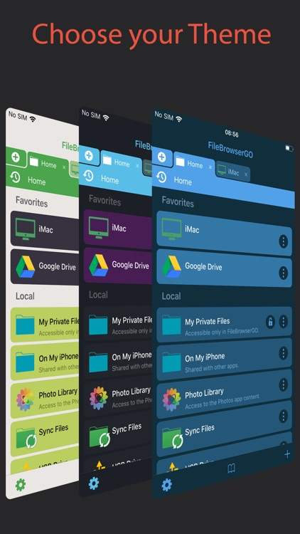 FileBrowserGO screenshot-8
