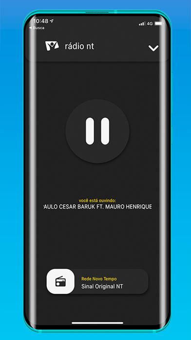 点击获取Rádio Novo Tempo
