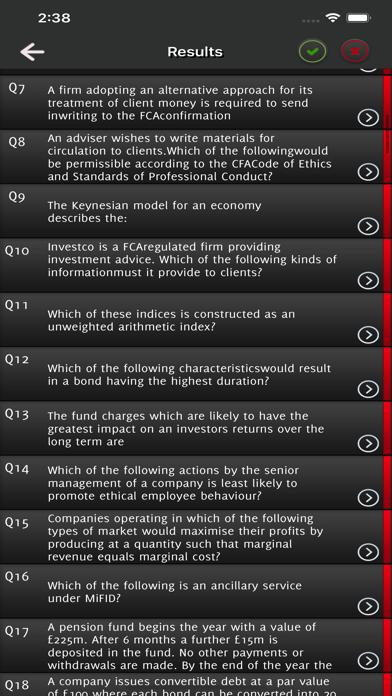IMC Investment Management Test screenshot 5