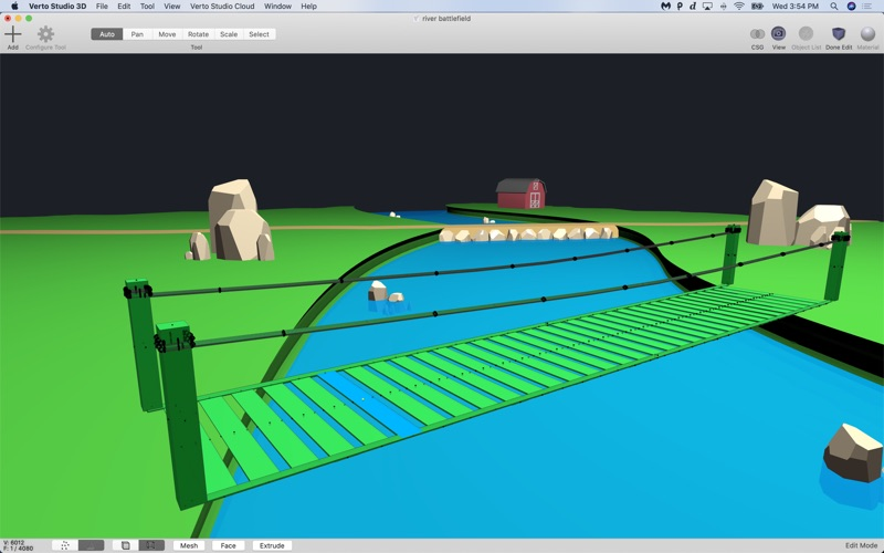 3D 建模工具 Verto Studio 3D