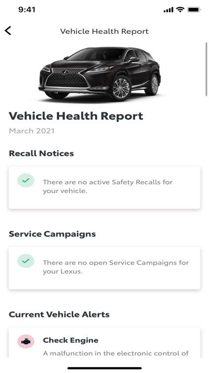 Lexus screenshot-3