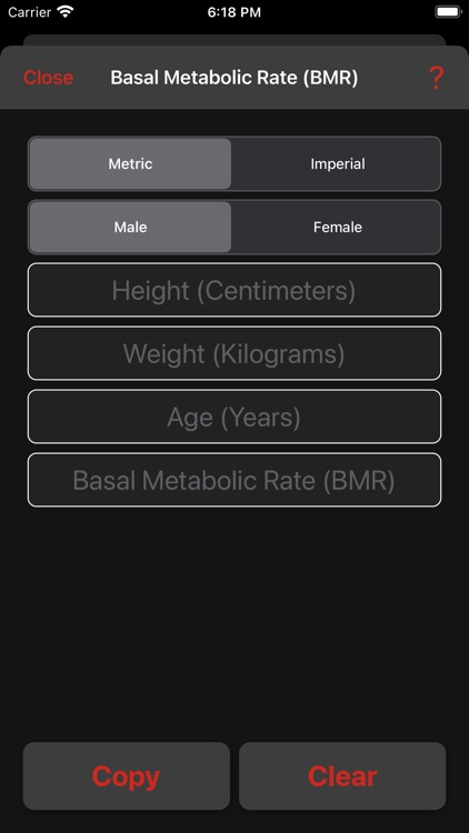 Health Calculator screenshot-7