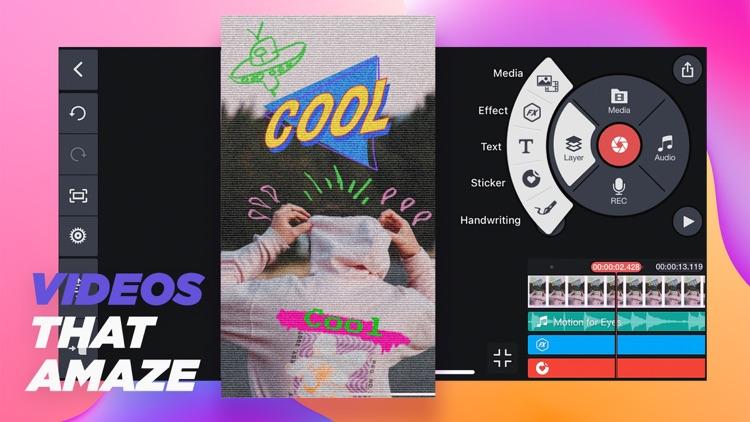 KineMaster - Video Editor screenshot-0