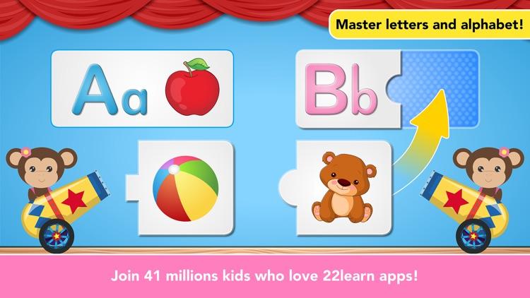 123 Toddler games for 3+ years screenshot-6