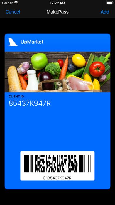 MakePass: Barcode to Walletのおすすめ画像2