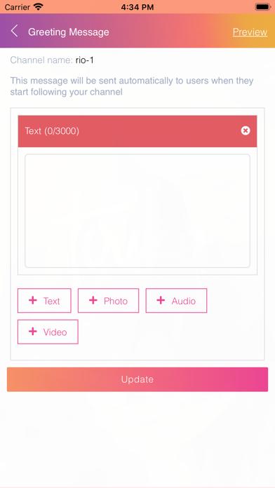 TOUKU Admin屏幕截图4