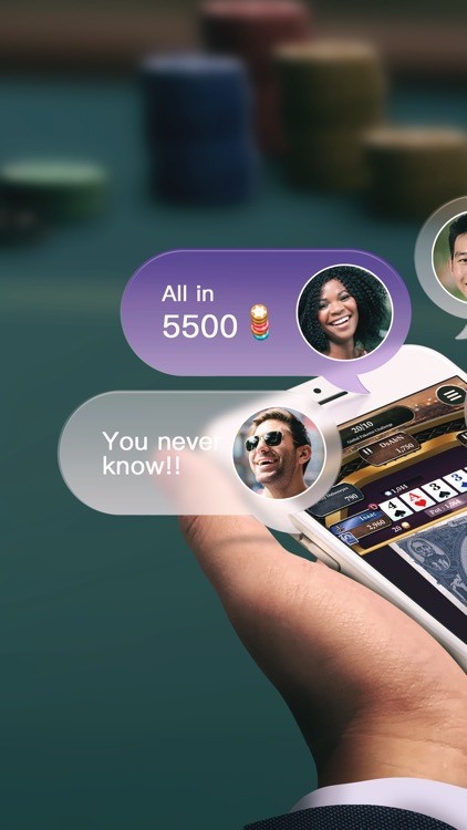 Pokerrrr 2- Holdem, OFC, Omaha screenshot-0