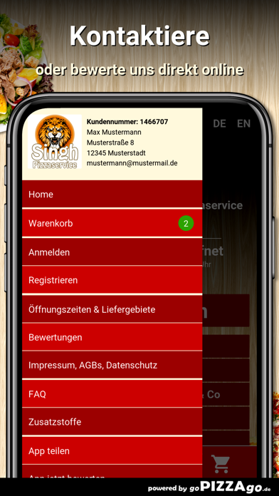Lecker Schmecker Leipzig screenshot 3