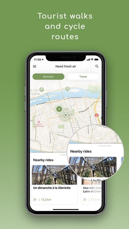 Geovelo : bike GPS