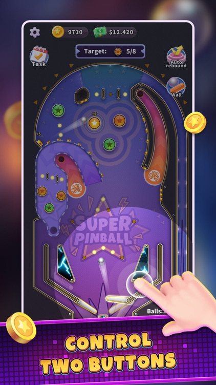 Super Pinball - Come try