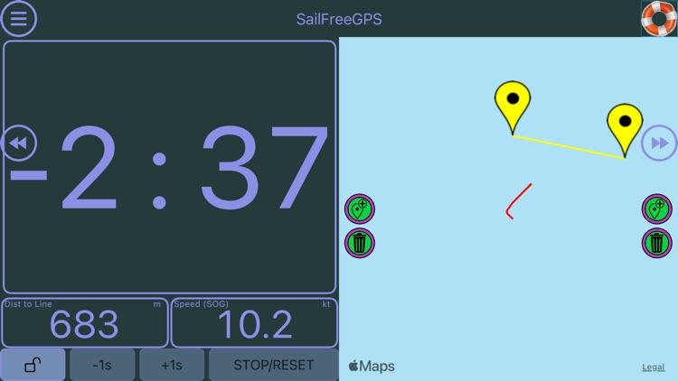 SailFreeGPS screenshot-7
