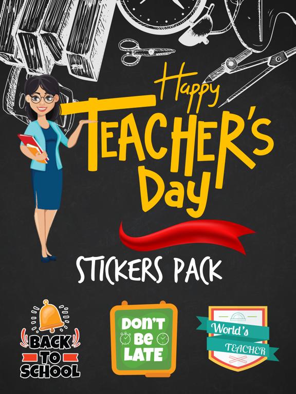 Teacher's Day screenshot 6