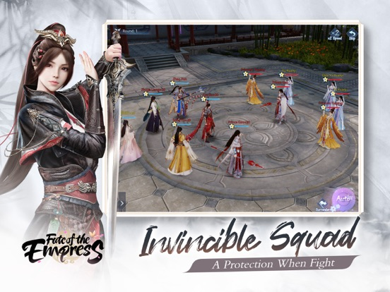 iPad Image of Fate of the Empress