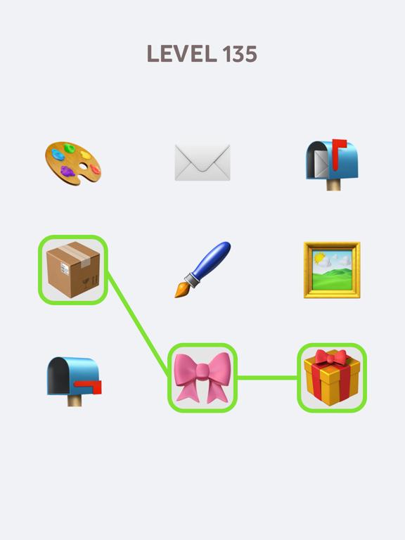 Emoji Puzzle! iPad captures décran