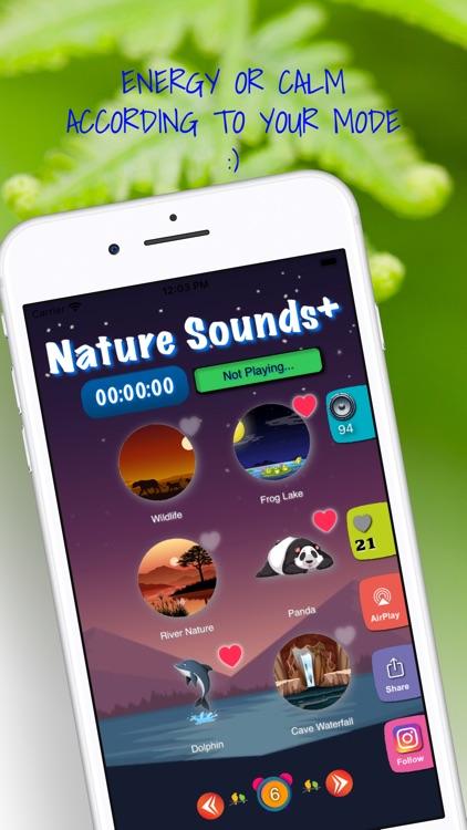 Nature Sounds + screenshot-5