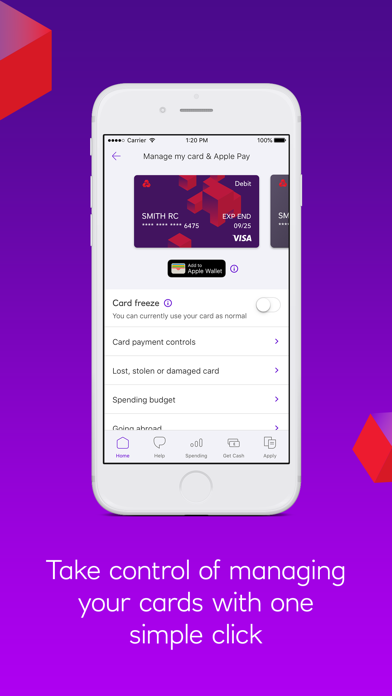 NatWest Mobile Banking screenshot three