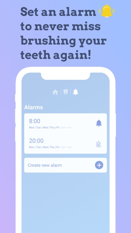 Toothie: Toothbrush Timer App screenshot-3