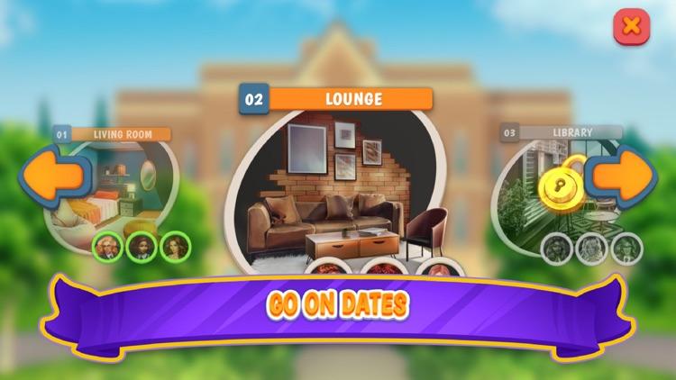 Campus: Date Sim screenshot-3