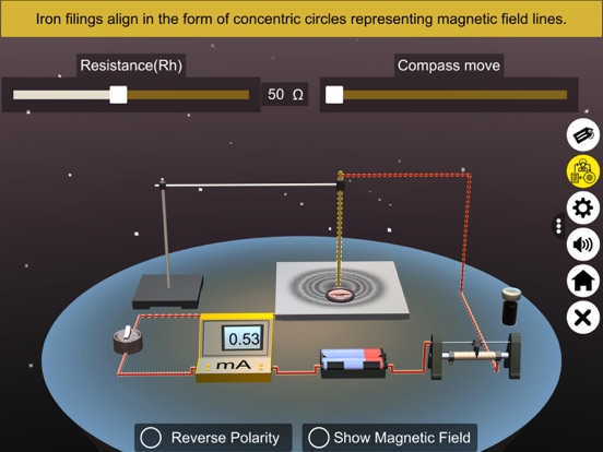 Magnetic Field And Current screenshot 16