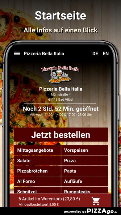 Bella Italia Bad Vilbel screenshot 3