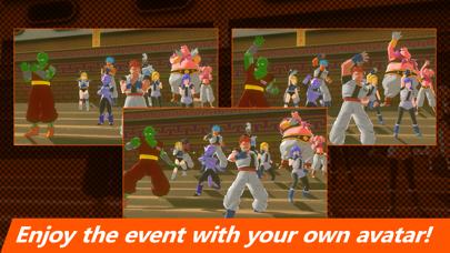 DRAGON BALL Games Battle Hour screenshot 2