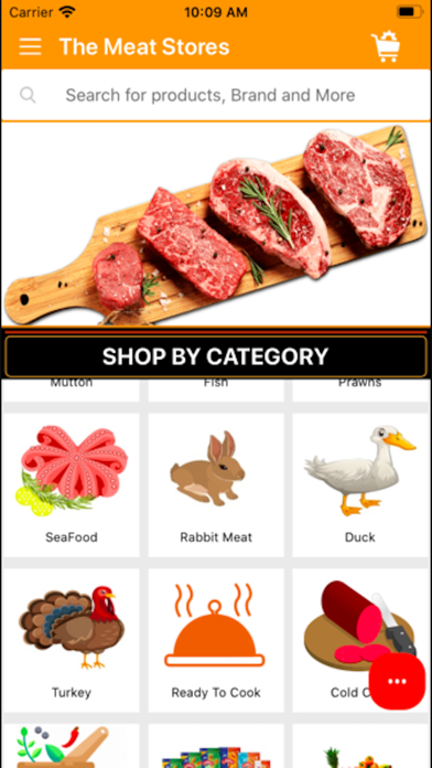 The Meat Stores screenshot 1